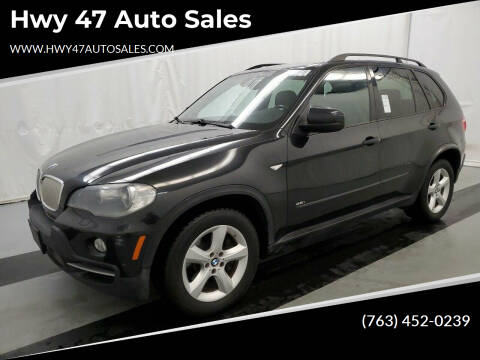 2008 BMW X5 for sale at Hwy 47 Auto Sales in Saint Francis MN