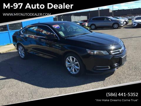 2017 Chevrolet Impala for sale at M-97 Auto Dealer in Roseville MI