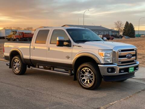 2015 Ford F-250 Super Duty for sale at BISMAN AUTOWORX INC in Bismarck ND