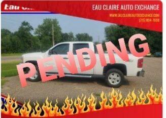 2013 Chevrolet Silverado 1500 for sale at Eau Claire Auto Exchange in Elk Mound WI
