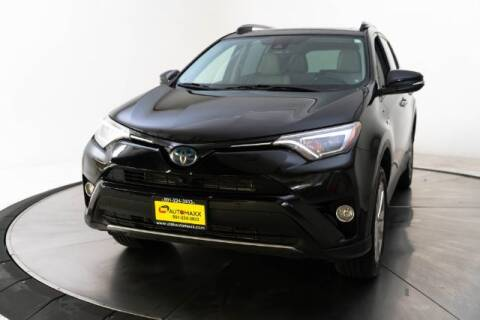 2017 Toyota RAV4 Hybrid for sale at AUTOMAXX MAIN in Orem UT