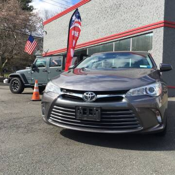 2015 Toyota Camry for sale at Street Dreams Auto Inc. in Highland Falls NY