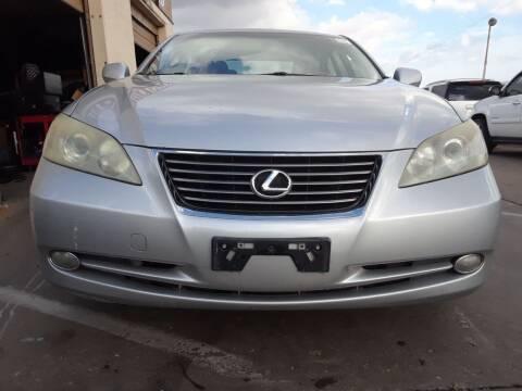 2007 Lexus ES 350 for sale at Auto Haus Imports in Grand Prairie TX
