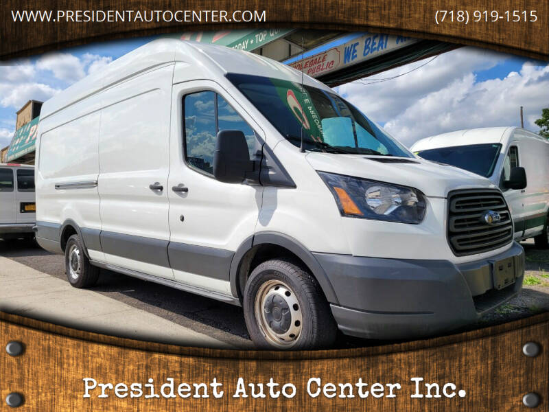 2015 Ford Transit Cargo for sale at President Auto Center Inc. in Brooklyn NY