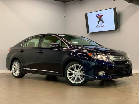 2010 Lexus HS 250h for sale at TX Auto Group in Houston TX