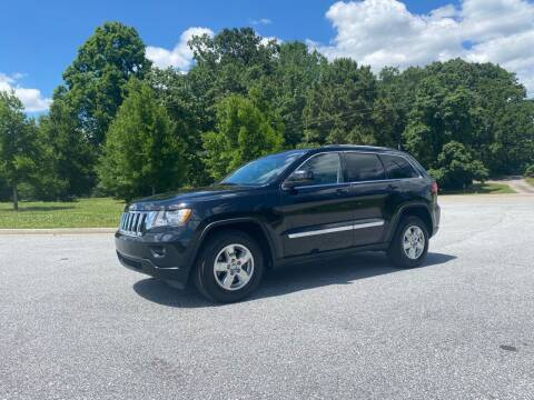2011 Jeep Grand Cherokee for sale at GTO United Auto Sales LLC in Lawrenceville GA