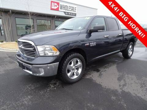 2016 RAM Ram Pickup 1500 for sale at Wholesale Direct in Wilmington NC