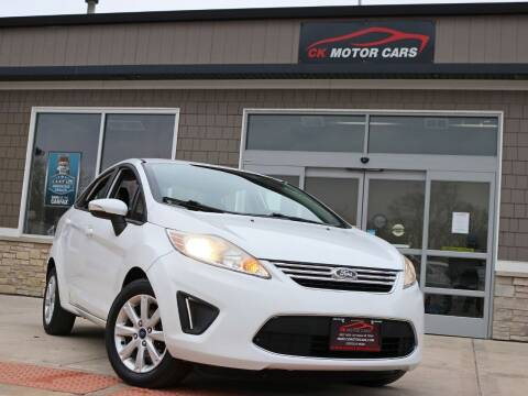 2013 Ford Fiesta for sale at CK MOTOR CARS in Elgin IL