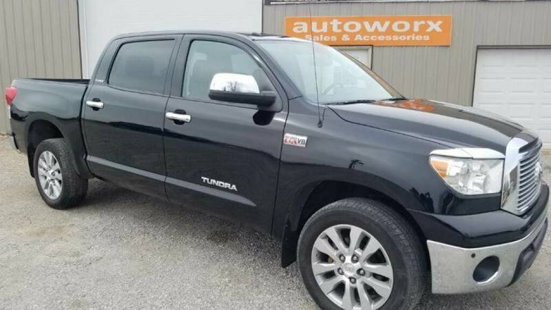 2013 Toyota Tundra for sale at AutoWorx Sales in Columbia City IN