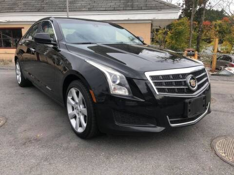 2013 Cadillac ATS for sale at Dracut's Car Connection in Methuen MA
