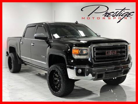 2015 GMC Sierra 1500 for sale at Prestige Motorsport in Rancho Cordova CA