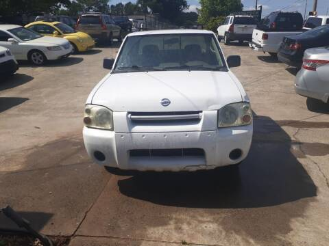 2002 Nissan Frontier for sale at Star Car in Woodstock GA