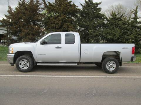 2012 Chevrolet Silverado 2500HD for sale at Joe's Motor Company in Hazard NE