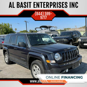 2015 Jeep Patriot for sale at AL BASIT ENTERPRISES INC in Riverside CA