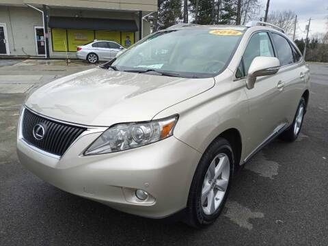 2012 Lexus RX 350 for sale at Family Auto Sales of Johnson City in Johnson City TN