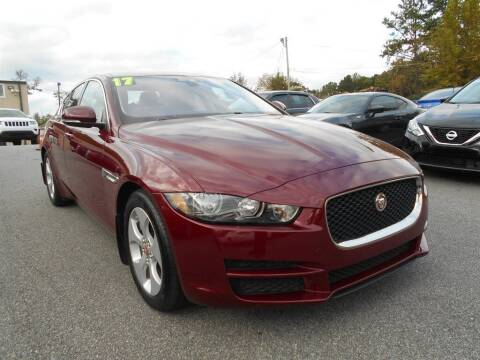 2017 Jaguar XE for sale at AutoStar Norcross in Norcross GA