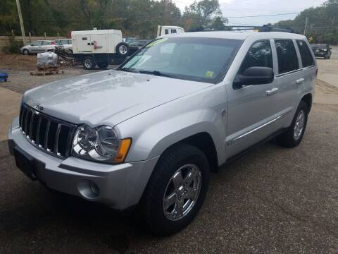 2007 Jeep Grand Cherokee for sale at BILLYS AUTO CENTER in Vincentown NJ