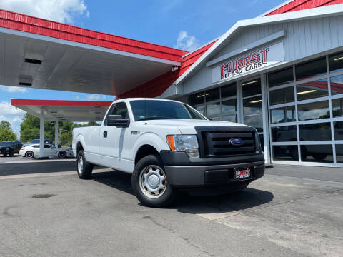 2012 Ford F-150 for sale at Furrst Class Cars LLC  - Independence Blvd. in Charlotte NC