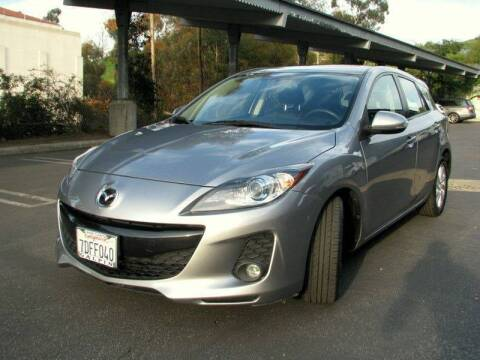 2013 Mazda MAZDA3 for sale at Used Cars Los Angeles in Los Angeles CA