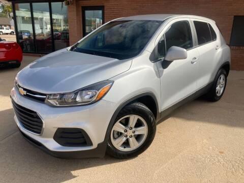 2020 Chevrolet Trax for sale at Jacksons Car Corner Inc in Hastings NE