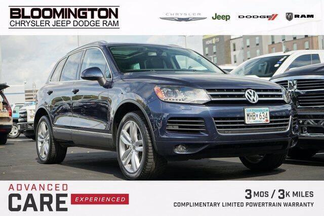 2012 Volkswagen Touareg for sale in Minneapolis, MN