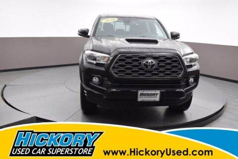 2020 Toyota Tacoma for sale at Hickory Used Car Superstore in Hickory NC