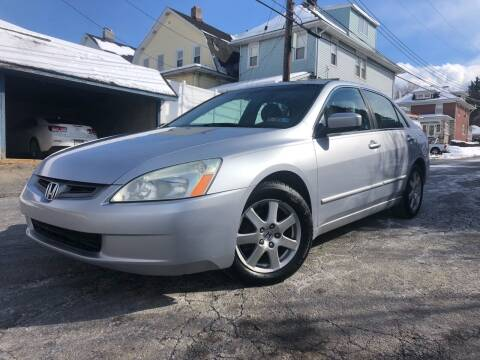 2005 Honda Accord for sale at Keystone Auto Center LLC in Allentown PA