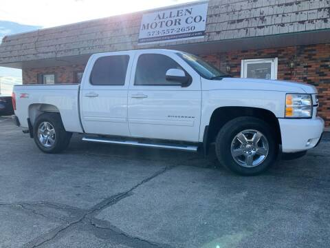 2012 Chevrolet Silverado 1500 for sale at Allen Motor Company in Eldon MO