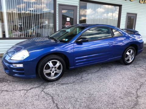 2005 Mitsubishi Eclipse for sale at Superior Auto Sales in Duncansville PA