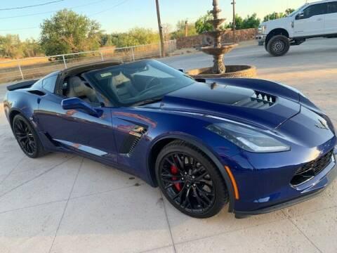 2016 Chevrolet Corvette for sale at Tony's Auto Plex in San Antonio TX