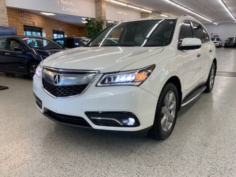 2016 Acura MDX for sale at Dixie Imports in Fairfield OH