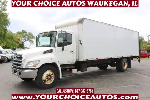 2013 Hino 338 for sale at Your Choice Autos - Waukegan in Waukegan IL