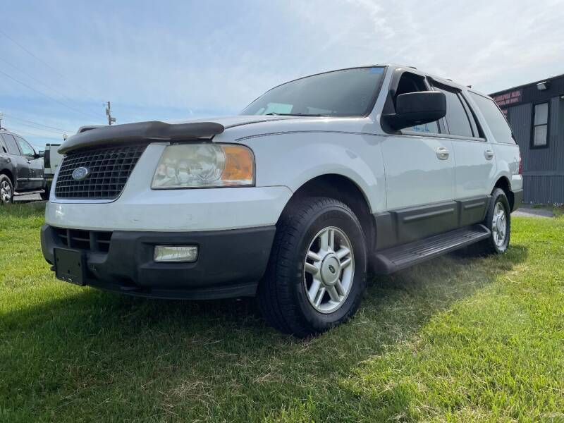 2004 Ford Expedition for sale at GORDON'S ELITE 2 in Aberdeen MD