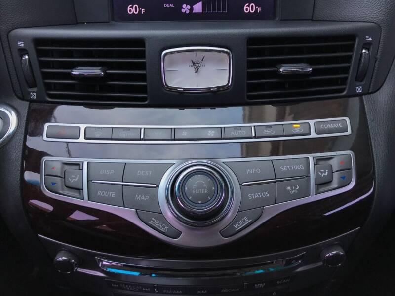 2013 Infiniti M37 4dr Sedan - Philladelphia PA