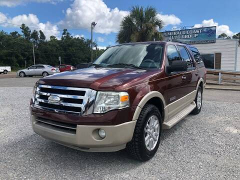 2008 Ford Expedition for sale at Emerald Coast Auto Group LLC in Pensacola FL