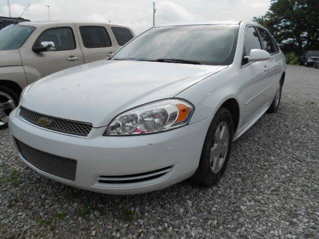 2014 Chevrolet Impala Limited for sale at David Hammons Classic Cars in Crab Orchard KY