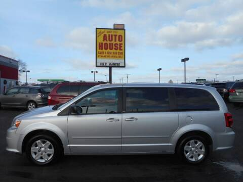 2012 Dodge Grand Caravan for sale at AUTO HOUSE WAUKESHA in Waukesha WI