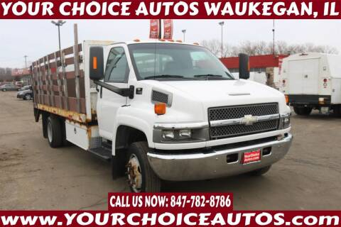 2006 Chevrolet C4500 for sale at Your Choice Autos - Waukegan in Waukegan IL