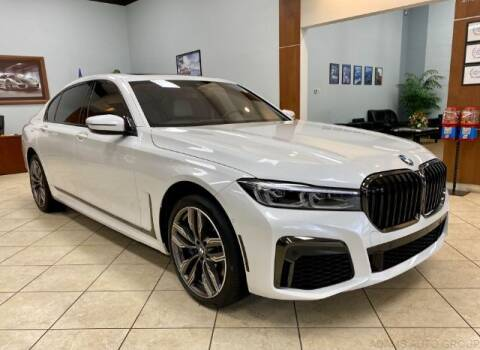2020 BMW 7 Series for sale at Adams Auto Group Inc. in Charlotte NC