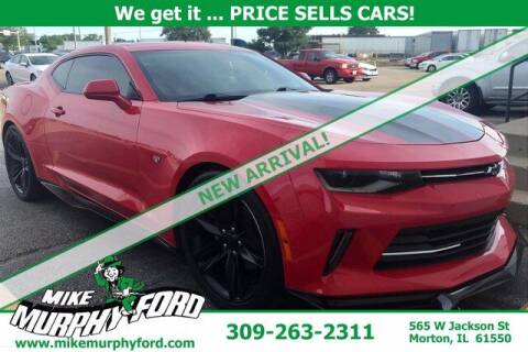 2017 Chevrolet Camaro for sale at Mike Murphy Ford in Morton IL