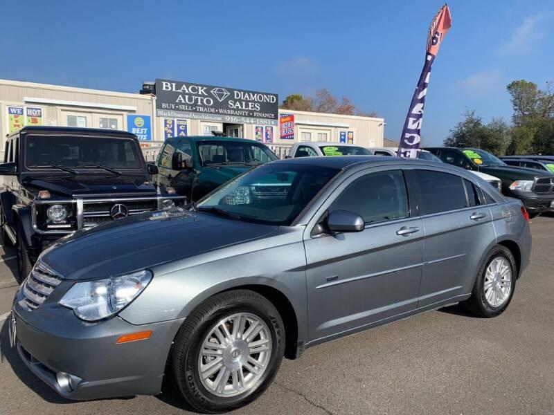 2008 Chrysler Sebring for sale at Black Diamond Auto Sales Inc. in Rancho Cordova CA