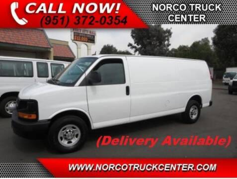 2013 Chevrolet Express Cargo for sale at Norco Truck Center in Norco CA