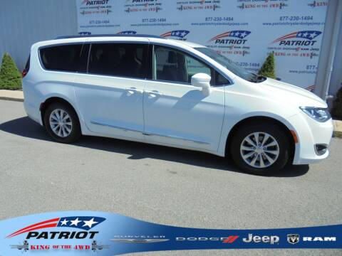2018 Chrysler Pacifica for sale at PATRIOT CHRYSLER DODGE JEEP RAM in Oakland MD