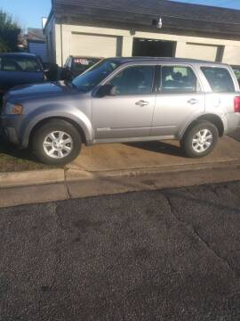 2008 Mazda Tribute for sale at Charles Baker Jeep Honda in Norfolk VA