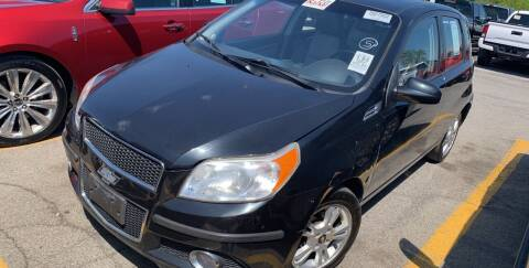 2009 Chevrolet Aveo for sale at Trocci's Auto Sales in West Pittsburg PA