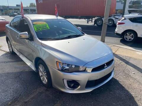 2016 Mitsubishi Lancer for sale at JBA Auto Sales Inc in Stone Park IL