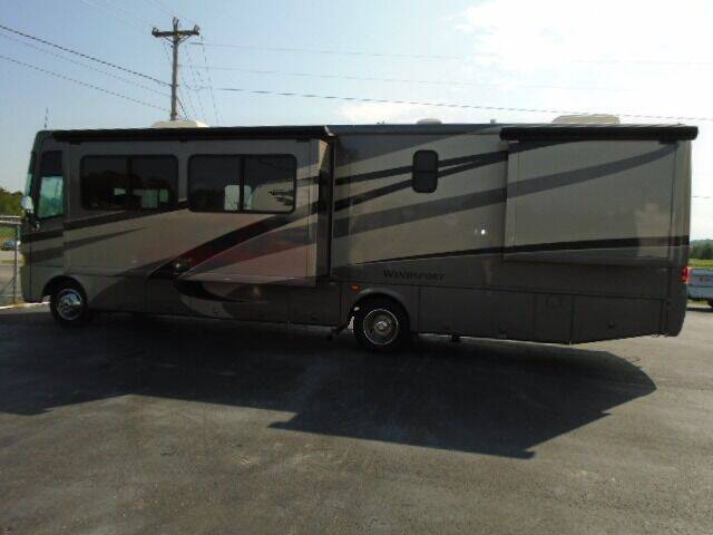 2005 Thor Industries 34N WINDSPORT for sale at Lee RV Center in Monticello KY