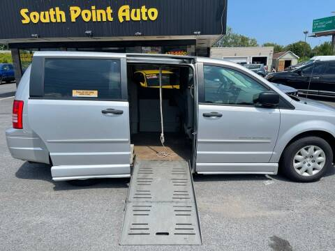 2008 Chrysler Town and Country for sale at South Point Auto Plaza, Inc. in Albany NY