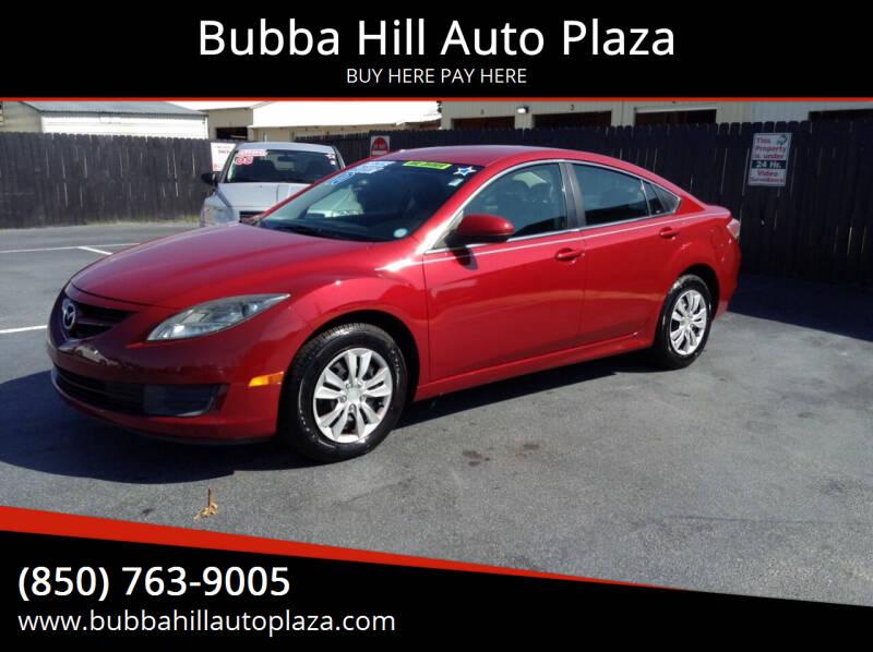 2010 Mazda MAZDA6 for sale at Bubba Hill Auto Plaza in Panama City FL