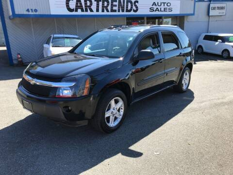 2005 Chevrolet Equinox for sale at Car Trends 2 in Renton WA